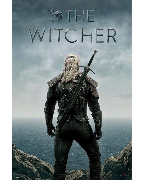 GPE5466 THE WITCHER BACKWARDS