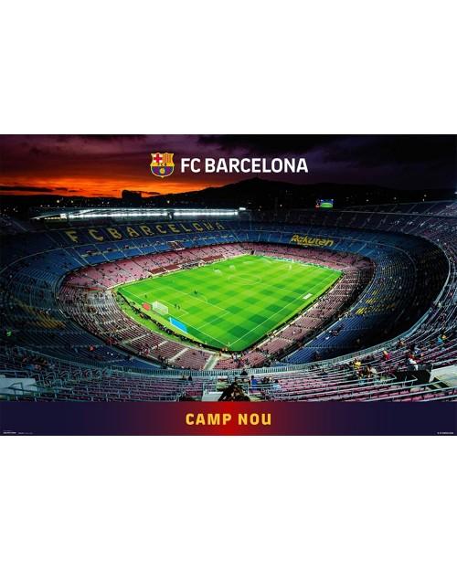GPE5438 FC BARCELONA CAMP NOU