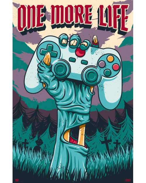GPE5230 GAMER ONE MORE LIFE
