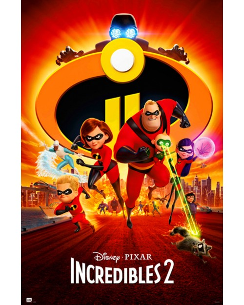 GPE5257 THE INCREDIBLES 2...