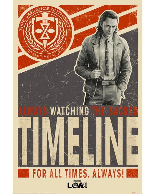 PP34705 Loki (Timeline)