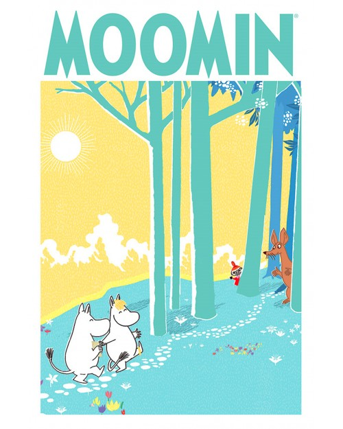 PP34873 Moomin (Forest)