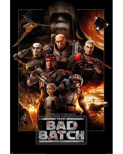 PP34897 Star Wars: The Bad...