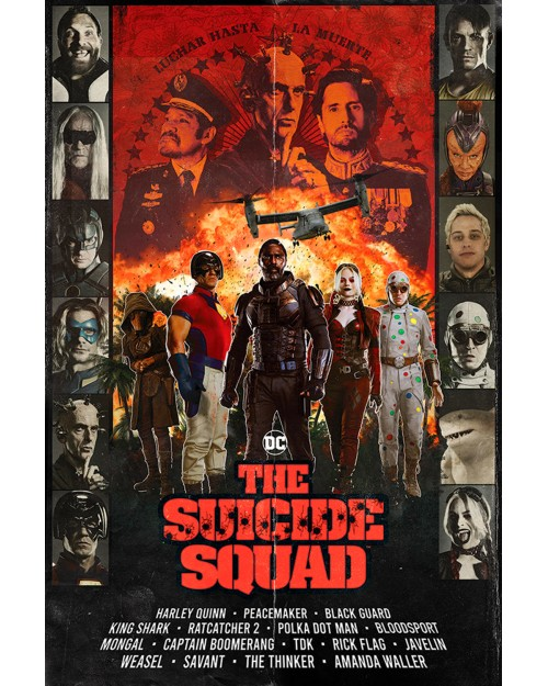 PP34707 The Suicide Squad...