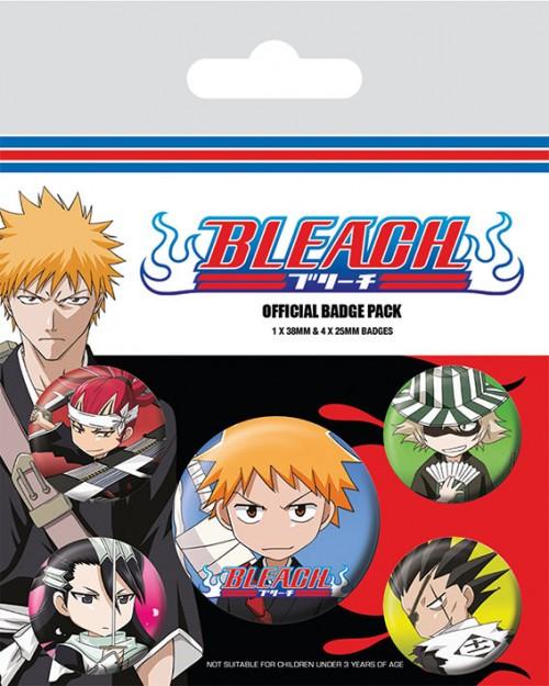 Bleach (Chibi Characters)...