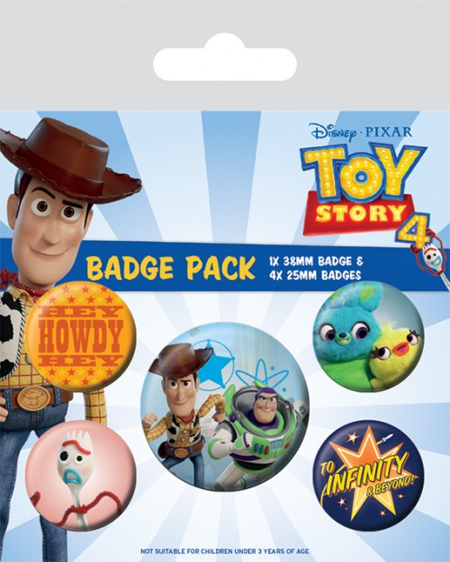 Toy Story 4 (Friends for...