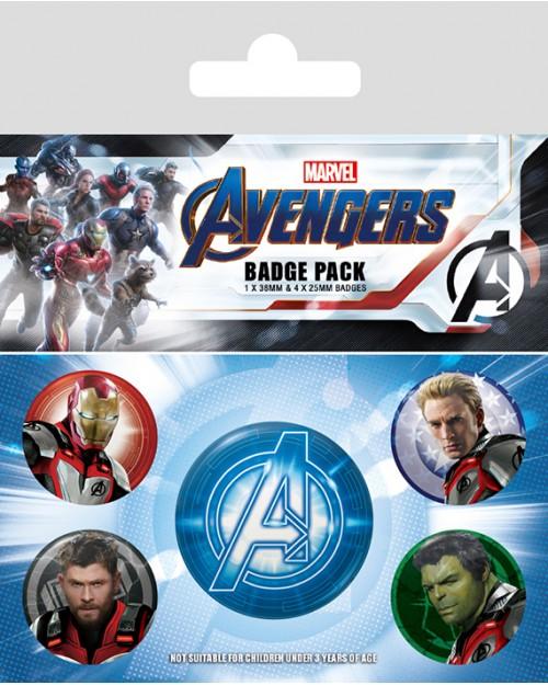 Avengers: Endgame (Quantum...