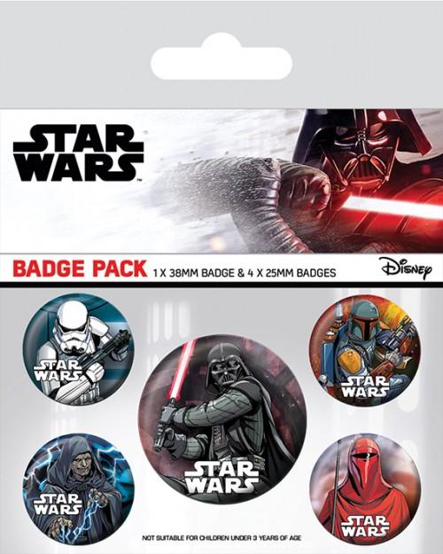 Star Wars (Dark Side)...