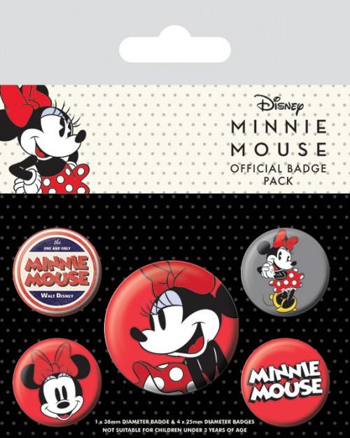 Minnie Mouse (Minnie)...