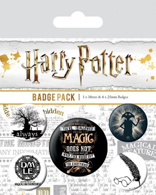 Harry Potter (Symbols)...
