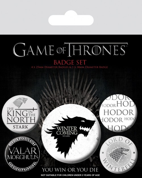 Game of Thrones (Winter is...