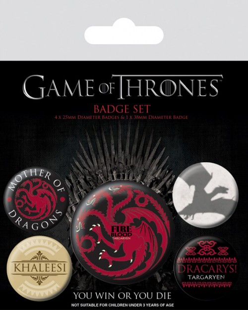 Game of Thrones (Fire and...