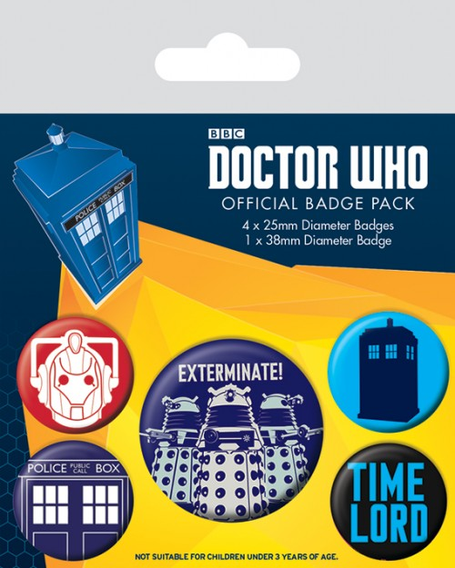 Doctor Who (Exterminate)...