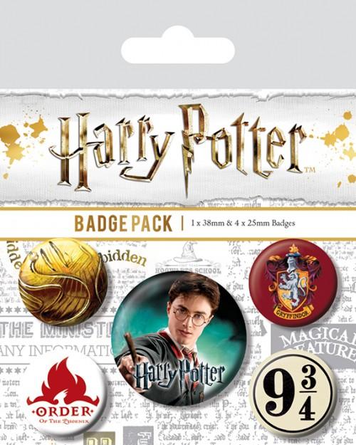 Harry Potter (Gryffindor)...