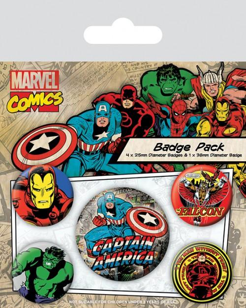 Marvel Comics (Captain...