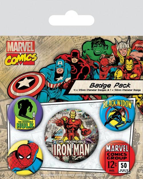 Marvel Comics (Iron Man)...