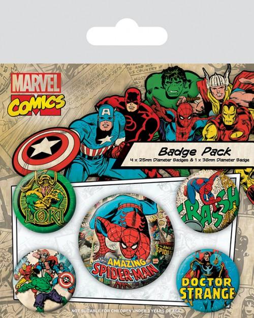 Marvel Comics (Spider-Man)...