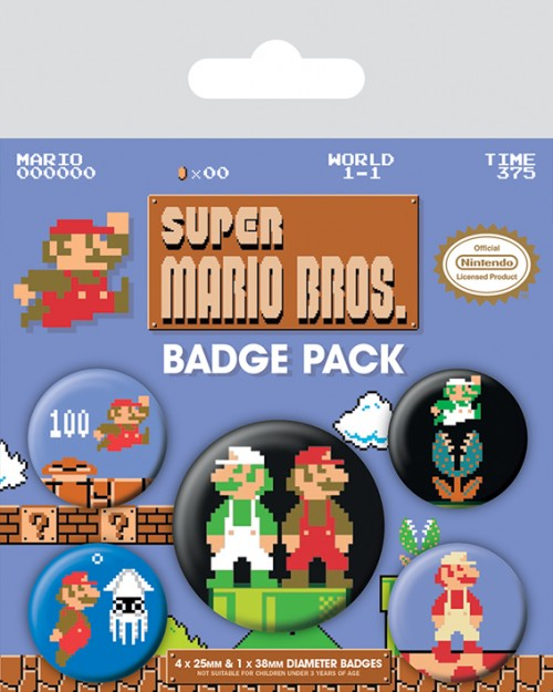 Super Mario Bros. (Retro)...