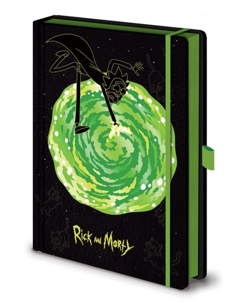 Rick and Morty (Portals)...