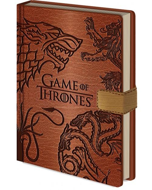 Game of Thrones (Sigils)...