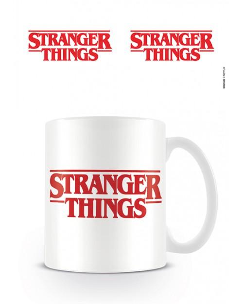 Stranger Things (Logo)...