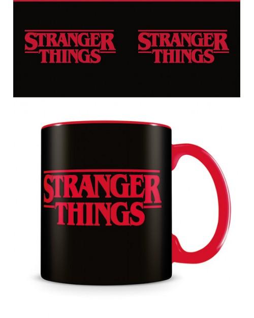 Stranger Things (Logo) Red...
