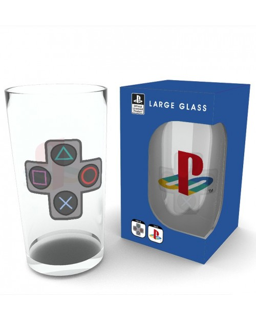 PLAYSTATION Buttons GLB0037