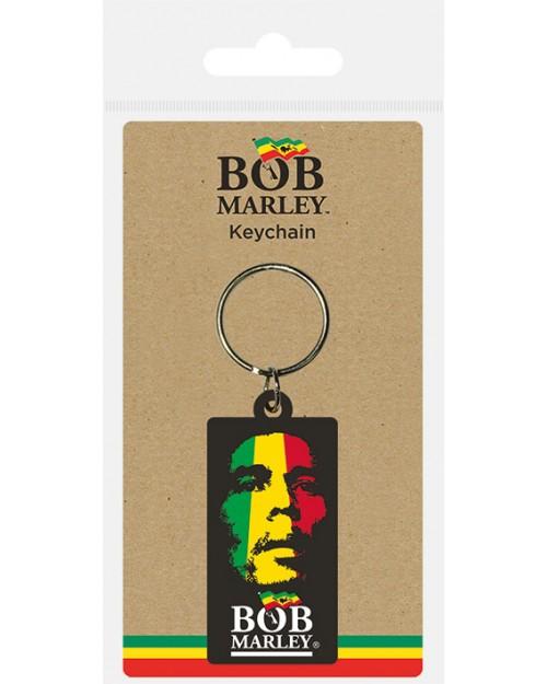Bob Marley (Face)  Rubber...