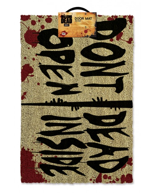 The Walking Dead (Dont Open...