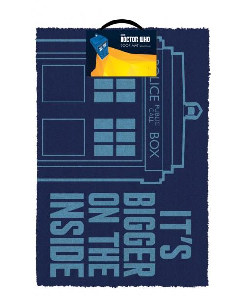 Doctor Who (Tardis)  Doormat