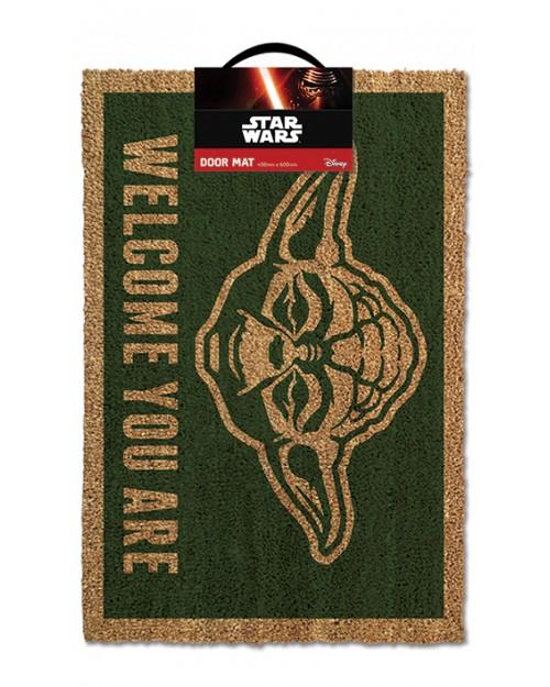 Star Wars (Yoda)  Doormat