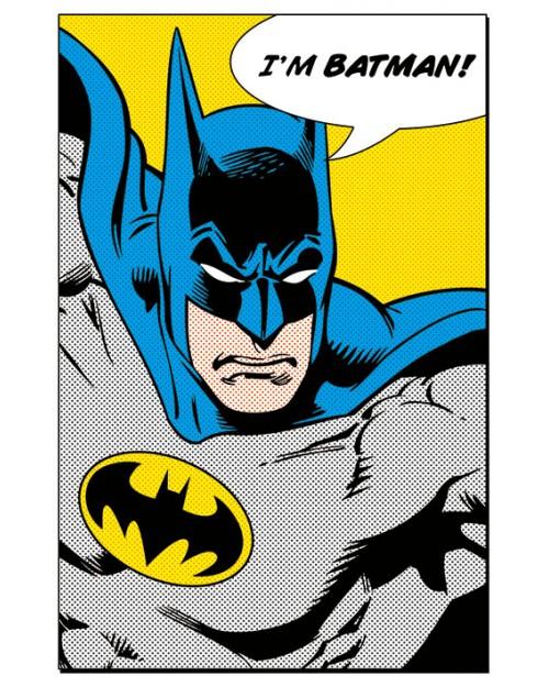 PP33095 Batman (I'm Batman)