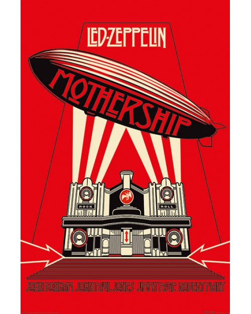 PP34445 Led Zeppelin...