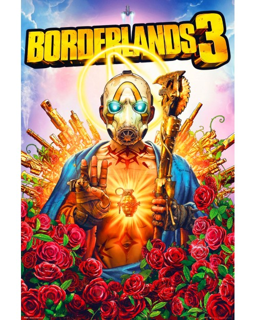 FP4825 Borderlands 3 Cover