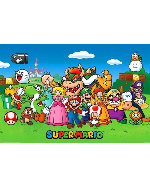 PP33493 Super Mario...