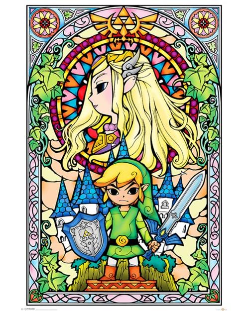 PP33735 The Legend Of Zelda...