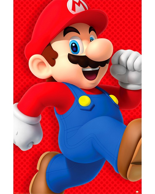 PP34104 Super Mario (Run)