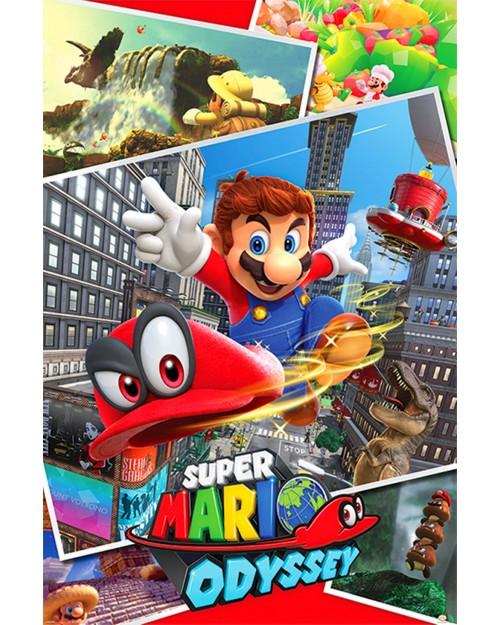 PP34229 Super Mario Odyssey...