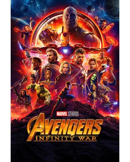 PP34338 Avengers: Infinity...