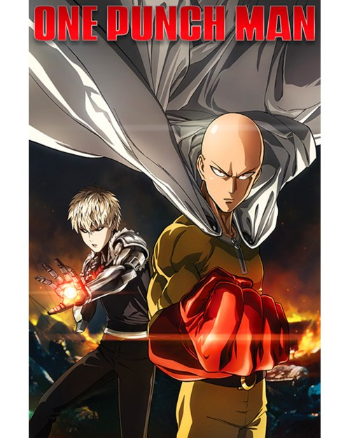 PP34383 One Punch Man...