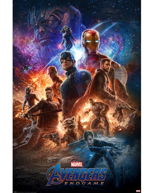 PP34481 Avengers: Endgame...