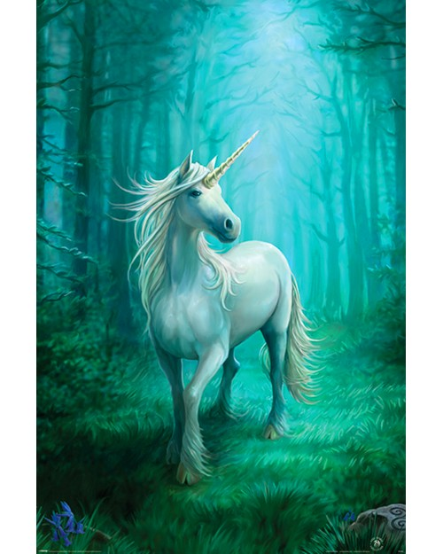 PP34563 Anne Stokes (Forest...