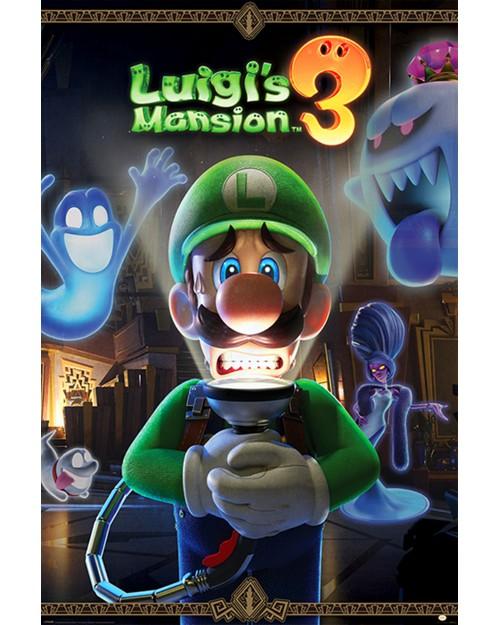 PP34574 Luigi's Mansion 3...