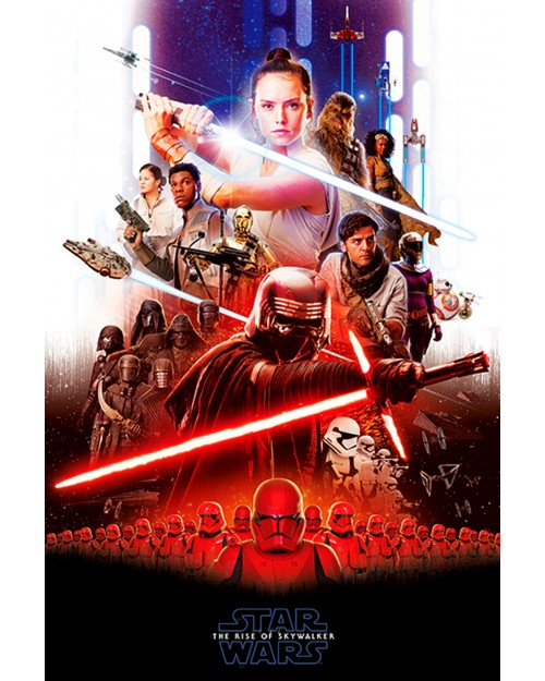 PP34538 Star Wars: The Rise...