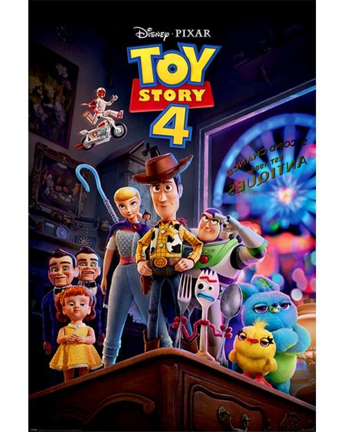 Toy Story 4 (Antique Shop...