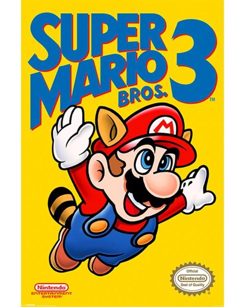 PP33381 Super Mario Bros. 3...