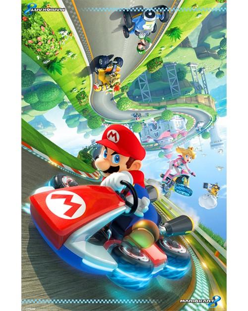 PP33382 Mario Kart 8 (Flip...