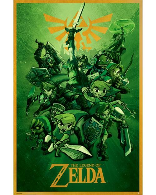 PP33494 The Legend Of Zelda...