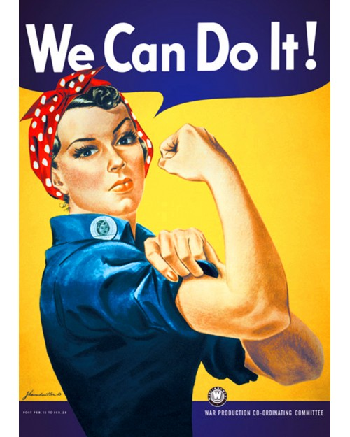 We Can Do It PP0052