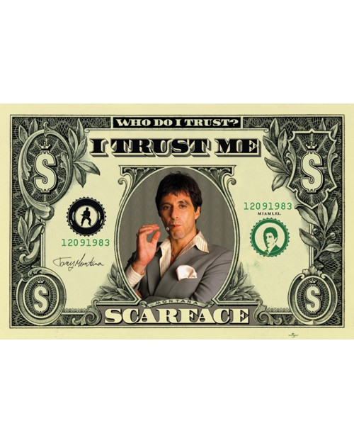 PP30686 Scarface (Dollar)